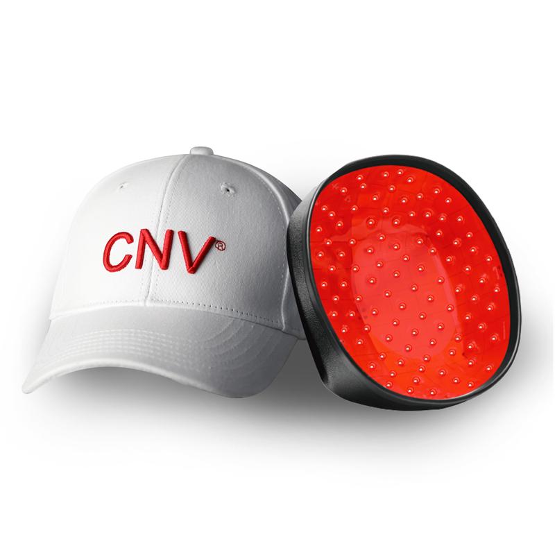 CNV 백색 남자와 여자 228 의학 급료 레이저를위한 이동할 수있는 레이저 치료 모자 머리 재성장