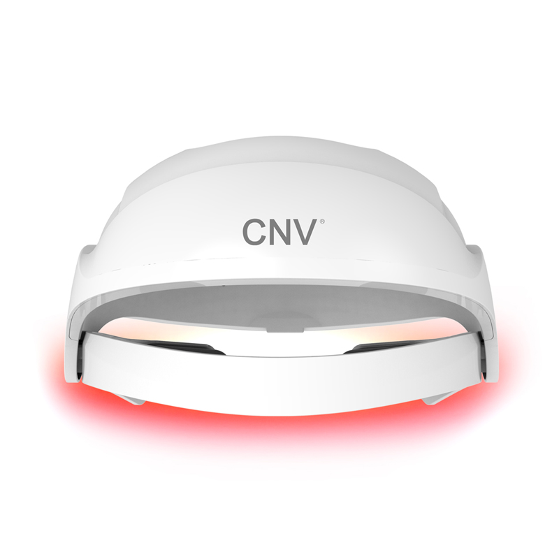 CNV生发头盔生发仪头皮护理仪器脱发神器按摩仪生发梳梳子激光生发帽白色