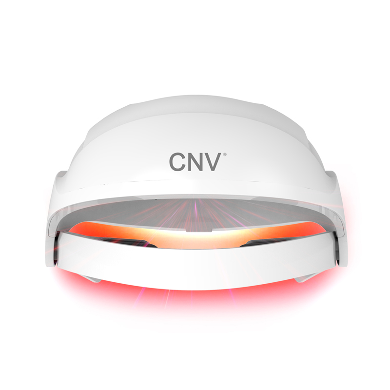 CNV 레이저 제모 헬멧 헤어 G1 화이트