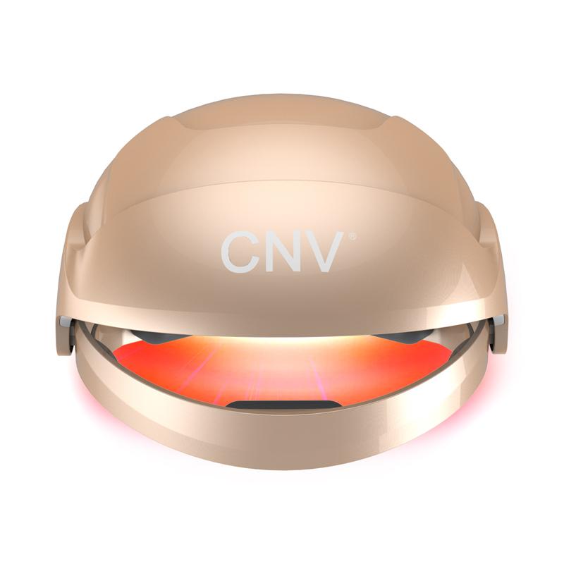 CNV Casque de régénération des cheveux au laser Bonnet de repousse des cheveux G2 gold