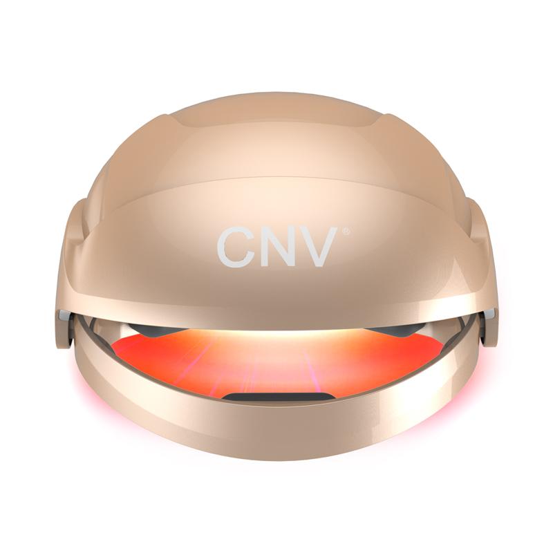CNV生发头盔生发仪头皮护理仪器脱发神器按摩仪生发梳梳子激光生发帽金色